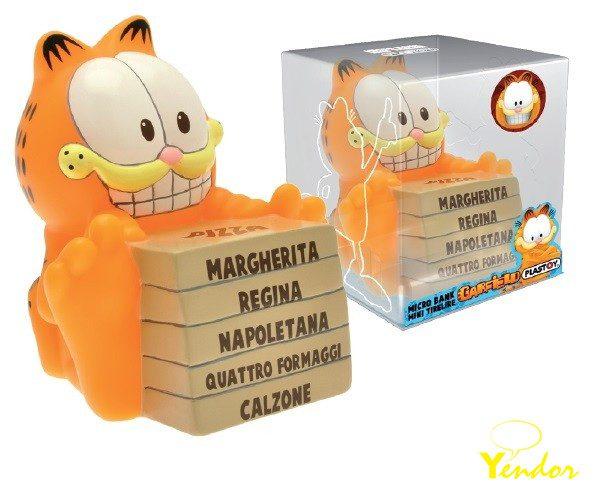 Garfield: Pizza Mini-spaarpot