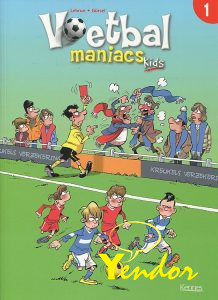 Voetbal maniacs kids 1