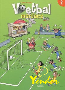 Voetbal maniacs kids 2
