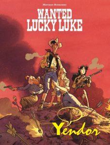 Lucky Luke door 4