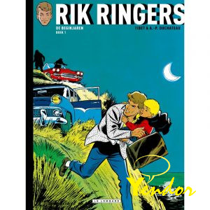 Rik Ringers Integraal 1