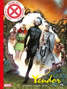 House of X 1