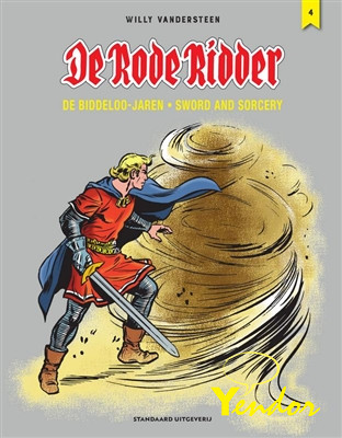 De Rode Ridder integraal, de Biddeloo jaren 4