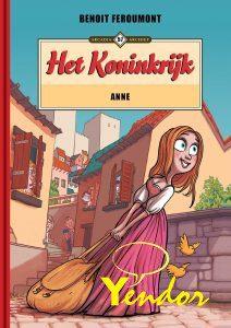 Het koninkrijk, Anne