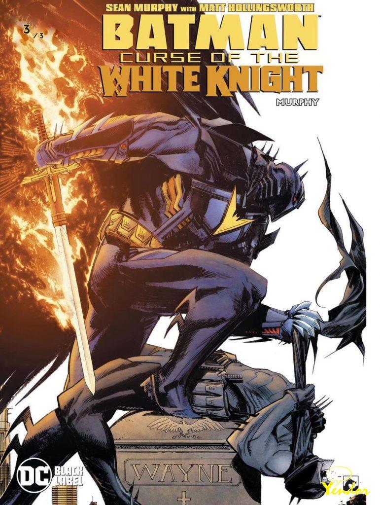 Batman, Curse of the White Knight 3
