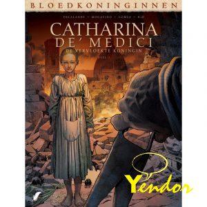 Bloedkoninginnen Catherina de Medici 1