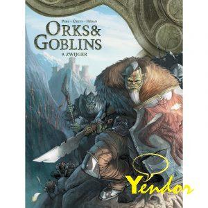 Orks & Goblins - hardcovers 9