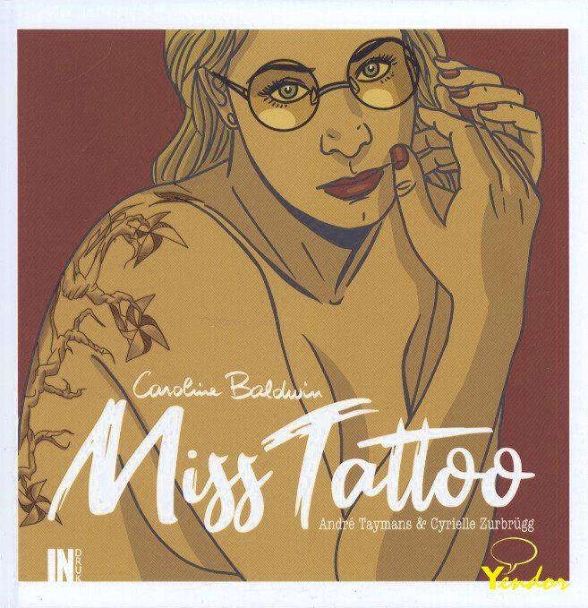 Miss Tattoo art book, Uit de delen van 18 en 19 van Caroline Baldwin