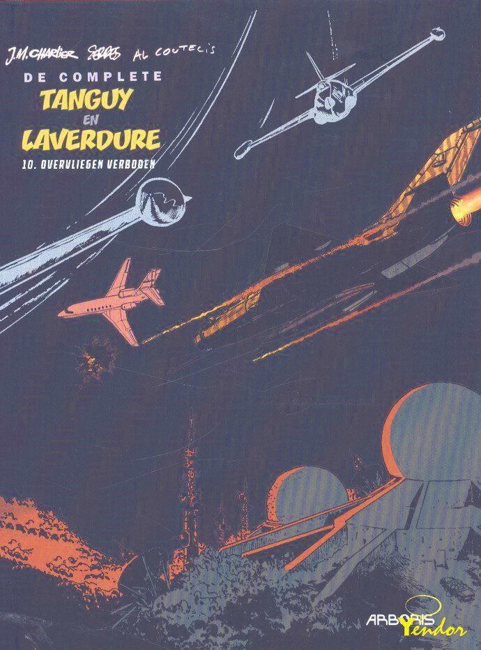 Tanguy en Laverdure integraal 10, luxe editie