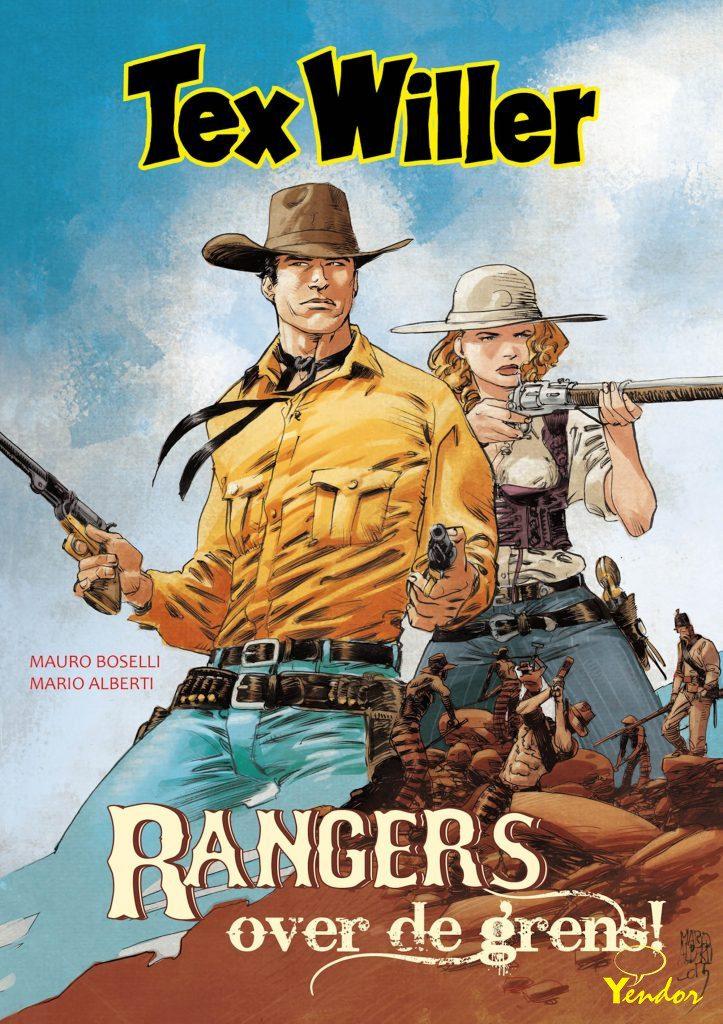 Rangers over de grens