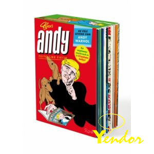 Andy cassette leeg