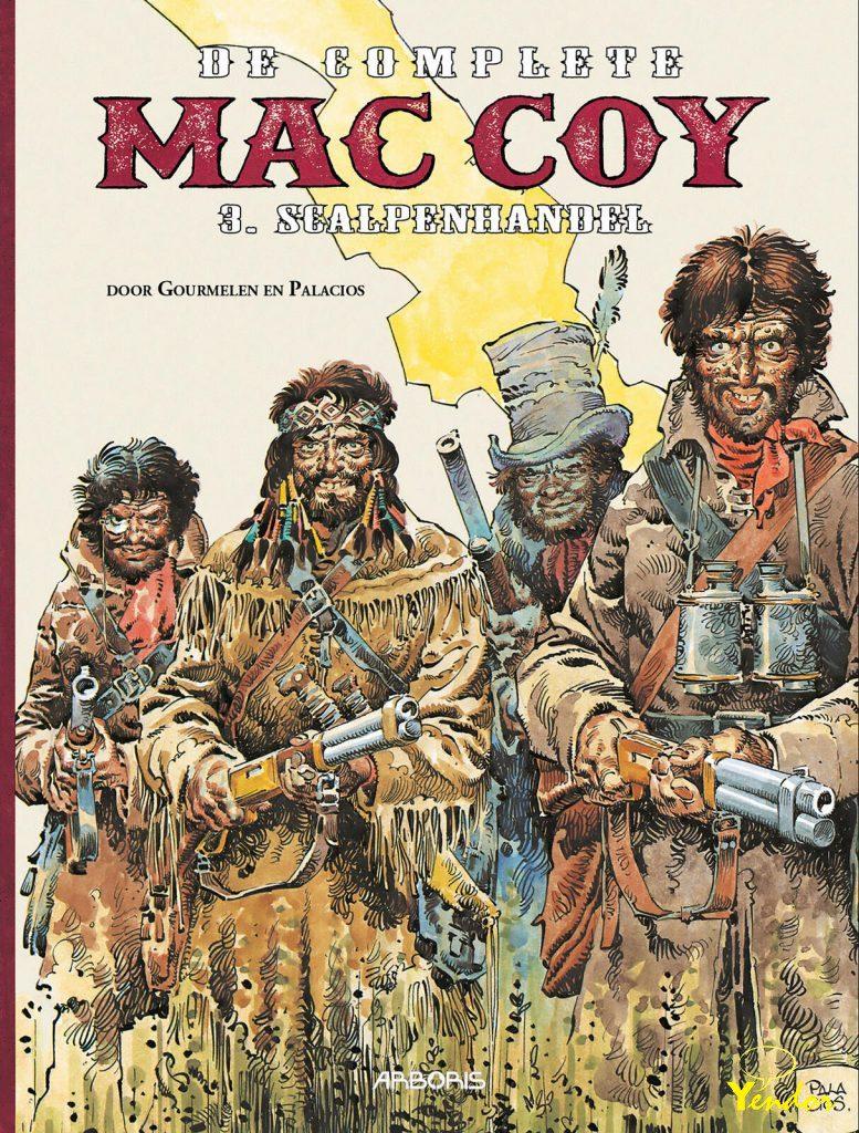 Mac Coy integraal 3, luxe editie