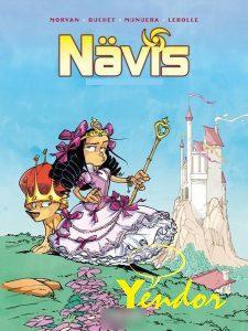 Konvooi, de jeugdjaren van Navis 5