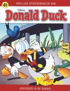 Donald Duck vrolijke stripverhalen 41
