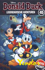Donald Duck Dubbel Thema pocket 45