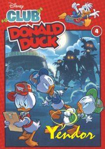 Donald Duck club pocket 4