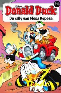 De rally van Mesa Kepesa