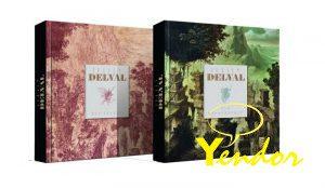 Art books Julien Deval book set