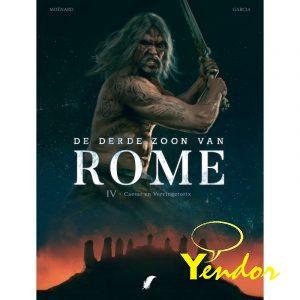 Derde zoon van Rome, De 4