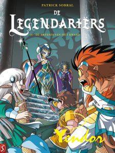 Legendariers, de 14