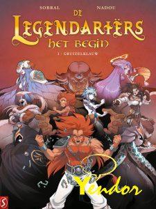 Legendariers - Het begin 3