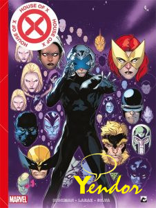 House of X 4
