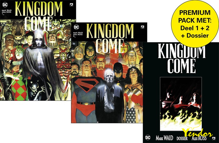 Kingdom Come Premium pack