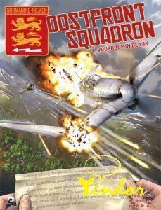 Normandie Niemen oostfront squadron 4