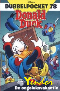 Donald Duck Dubbel pocket 78