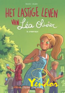 Lastige leven van Lea Olivier, Het 3
