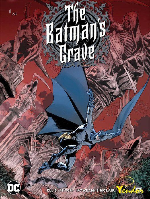The Batman's Grave 1