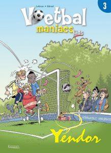 Voetbal maniacs kids 3