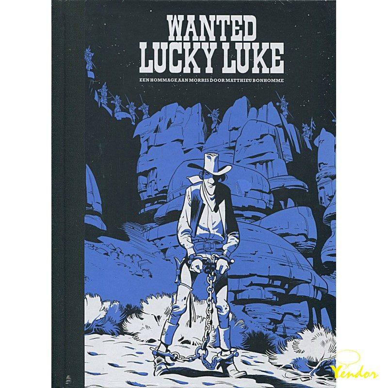 Wanted - Lucky Luke Luxe Editie ( alleen voor de intekenaars)