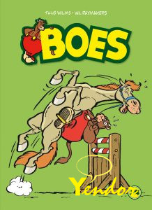 Boes - softcovers 24