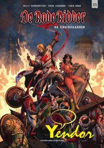 De Rode Ridder - softcovers 271