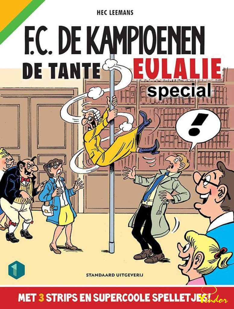 F. C. Kampioenen special, tante Eulalie