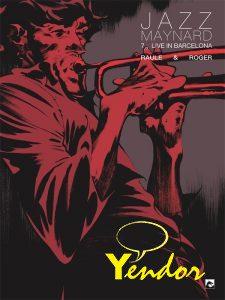 Jazz Maynard 7