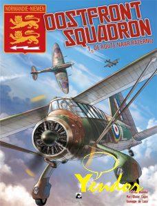 Normandie Niemen oostfront squadron 1