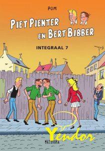 Piet Pienter en Bert Bibber 7
