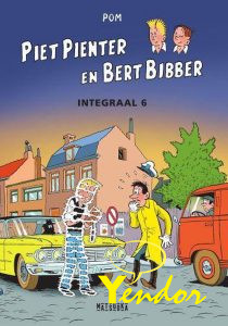 Piet Pienter en Bert Bibber 6