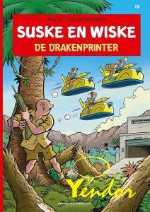 01. Suske en Wiske - softcovers 358