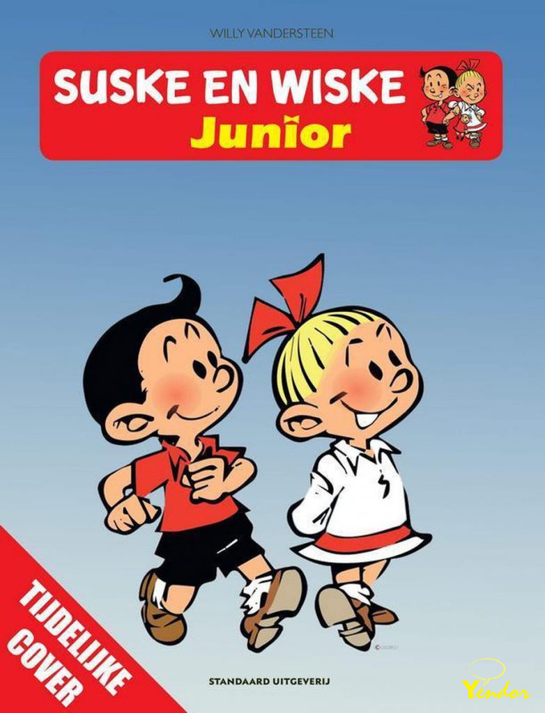 Suske en Wiske junior 6