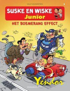 07. Suske en Wiske - junior 5