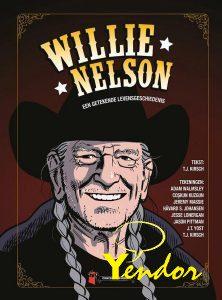 Willie Nelson, een getekende levensgeschiedenis