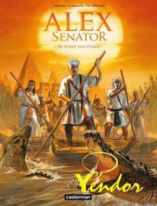 Alex - senator 12