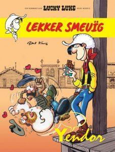Lucky Luke door 5