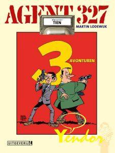 2. Agent 327 - hardcovers 10