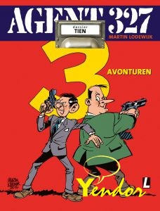 1. Agent 327 - softcovers 10