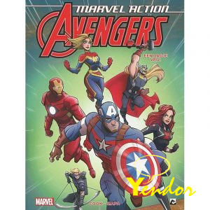 Marvel Action 5