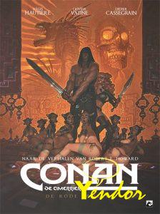 Conan, de rode spijkers